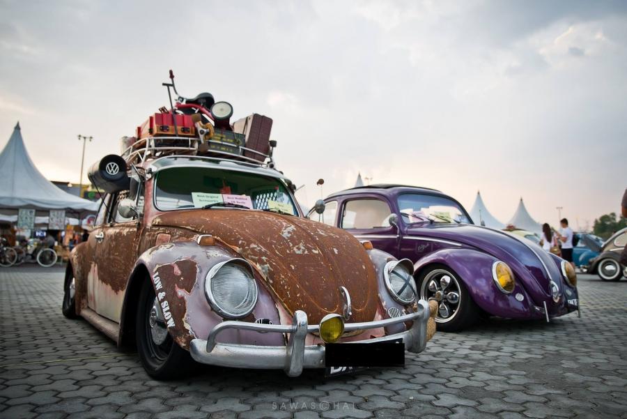 Singapore & VolksJohore VW Jamboree 2014