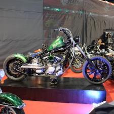Harley Davidson, Triumph